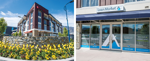 Remarkable retail investments at Queenstown's Ramada