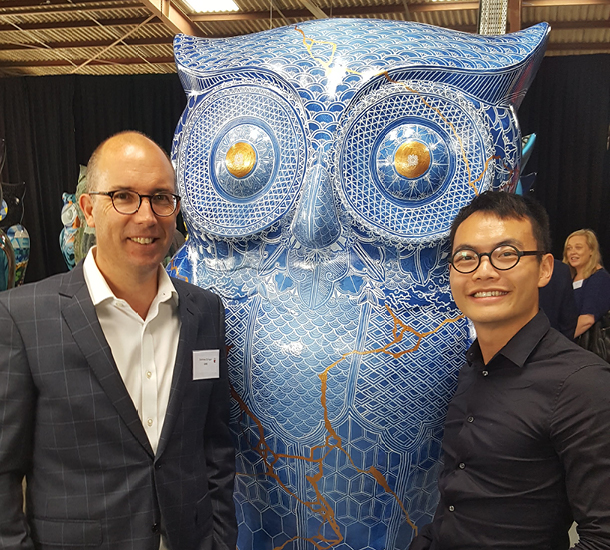 The Big Hoot 2018 - CBRE