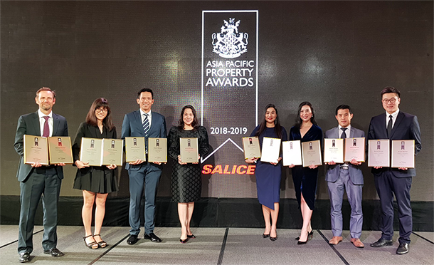 Asia Pacific Property Awards 2018-2019