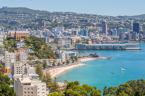 Wellington Commercial Property CBRE New Zealand