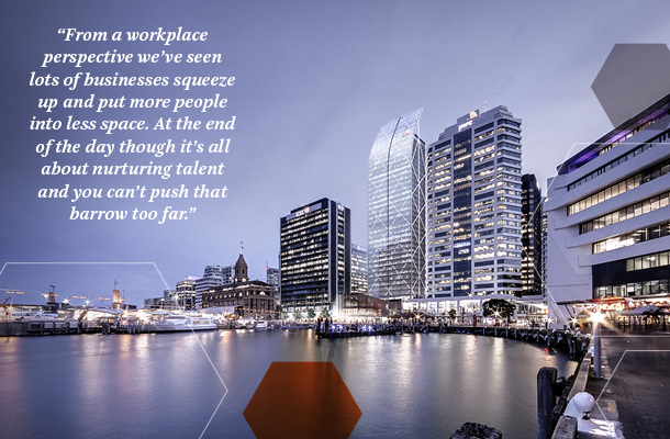 Scott Pritchard Leading Insight Workspace Property For Rent Auckland CBRE